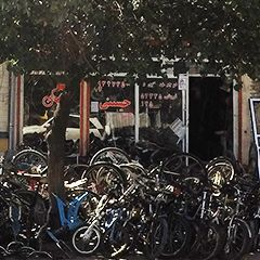 دوچرخه سازی و فروشی حسینی