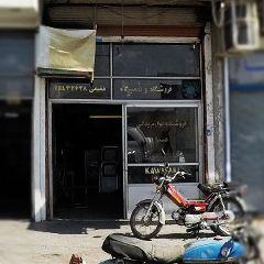 فروشگاه و تعمیرگاه موتور سیکلت مقیمی