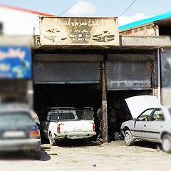 مکانیکی محرم و علیرضا