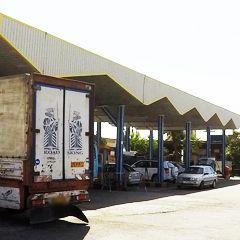 پمپ بنزین صیامی