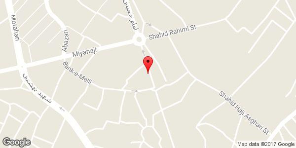 موقعیت موبایل پاناتل روی نقشه