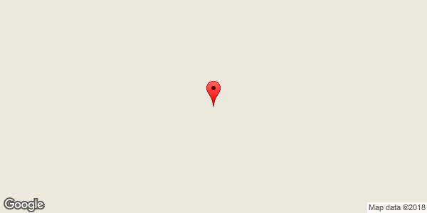 موقعیت دره گودره روی نقشه