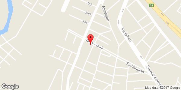 موقعیت مشاور املاک آلتین روی نقشه