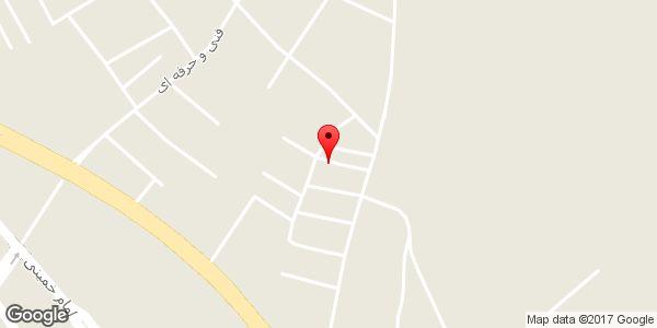 موقعیت مسجد قمر بنی هاشم (ع) روی نقشه