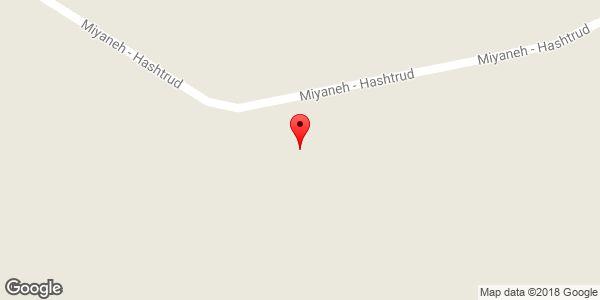 موقعیت روستای قاسم درق روی نقشه