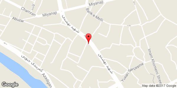 موقعیت فروشگاه تکنیک ابزار اسلامی روی نقشه