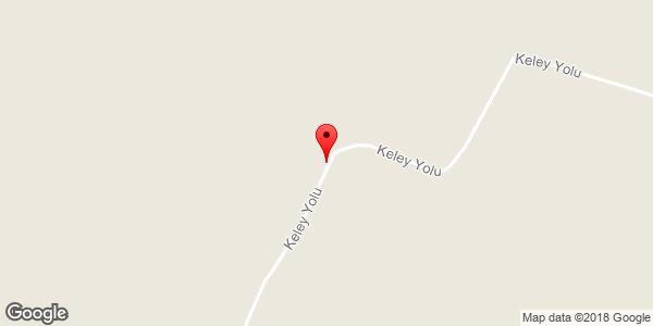 موقعیت چشمه اشاقی بلاغ روی نقشه