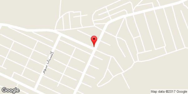 موقعیت مشاور املاک عمارت معماران رستمی روی نقشه