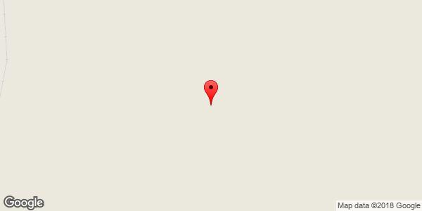 موقعیت کارخانه گچ قافلانکوه روی نقشه