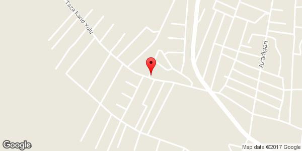موقعیت فروشگاه لوازم الکتریکی روی نقشه