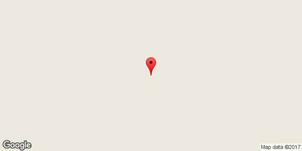 موقعیت اورمان درهسی روی نقشه