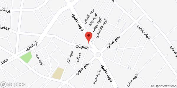 موقعیت لوستر کاکتوس روی نقشه