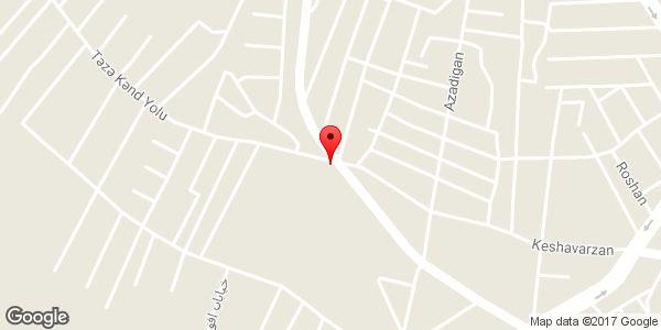 موقعیت مشاورین املاک آرمین روی نقشه