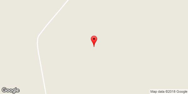 موقعیت چشمه اکوزبلاغی روی نقشه
