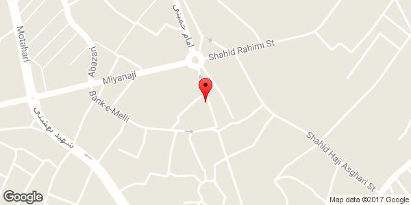موقعیت خشکشویی حاج مناف شیخ الاسلامی روی نقشه