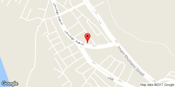 موقعیت مشاور املاک طاها روی نقشه