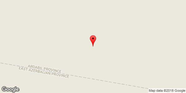 موقعیت روستای حاج خلیل روی نقشه