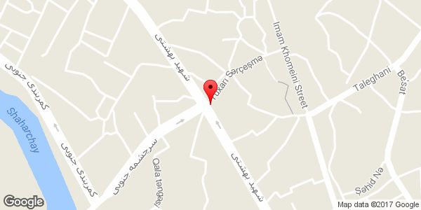 موقعیت سید سجادین کند سوغاتی روی نقشه
