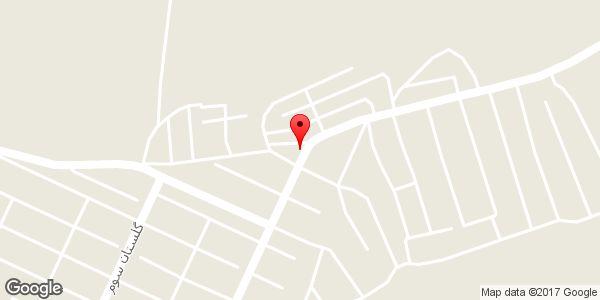 موقعیت فروشگاه کوثر روی نقشه