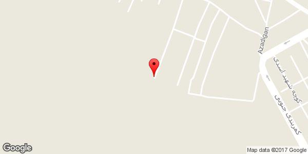 موقعیت مرکز زیبایی خاتون روی نقشه