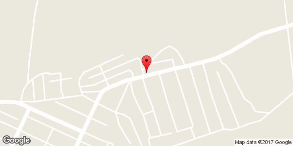 موقعیت سوپر مارکت علی روی نقشه