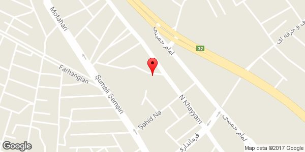 موقعیت تاکسی دیدار روی نقشه