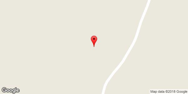 موقعیت دره یردرسی روی نقشه