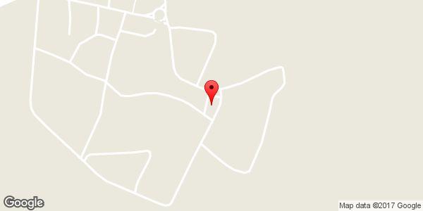 موقعیت مسجد سنگی ترک روی نقشه