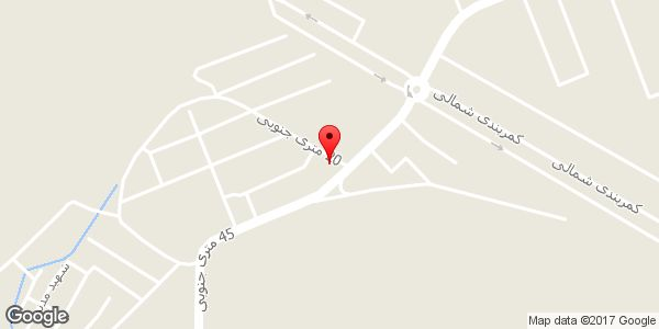 موقعیت فروشگاه صدف روی نقشه