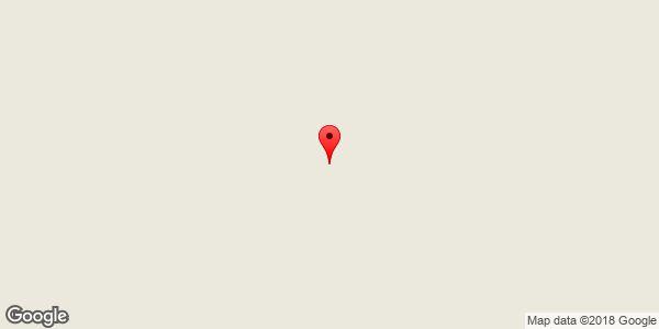 موقعیت دره تئوخ غیران روی نقشه