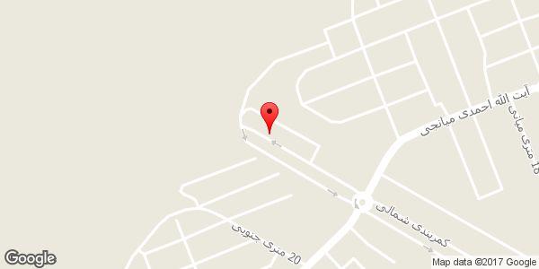 موقعیت فروشگاه لوله و شیرآلات و اتصالات علیپور روی نقشه