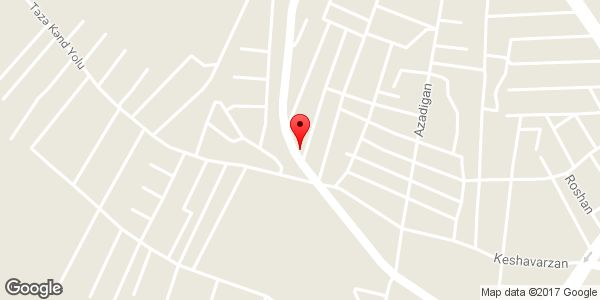 موقعیت مشاور املاک ثامن روی نقشه