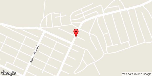 موقعیت فروشگاه عبادی روی نقشه