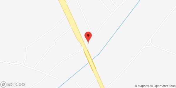 موقعیت تالار و رستوران قزل آی روی نقشه