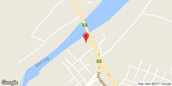 موقعیت نمایشگاه اتومبیل حیدر بابا روی نقشه